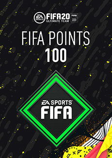 FIFA 20 ULTIMATE TEAM FIFA POINTS 100 WW
