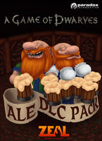 A Game of Dwarves: Ale Pack - Oynasana