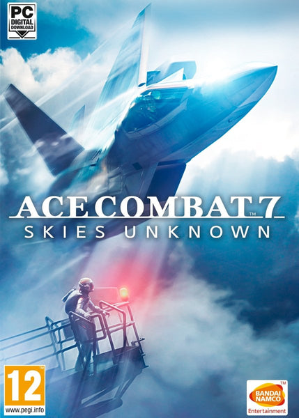Ace Combat 7: Skies Unknow Deluxe Edition - Oynasana