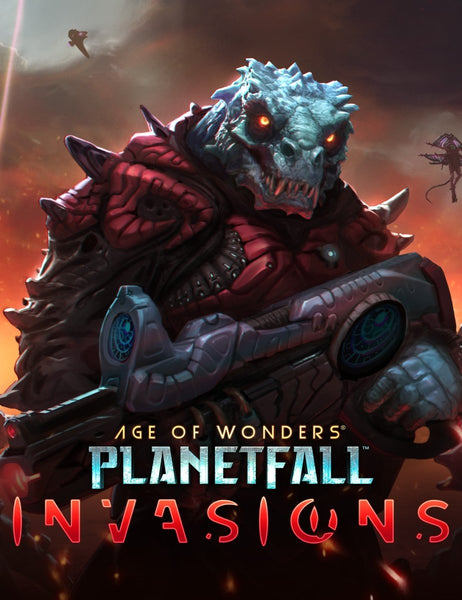 Age of Wonders: Planetfall Invasions - Oynasana