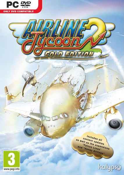 Airline Tycoon 2: GOLD - Oynasana