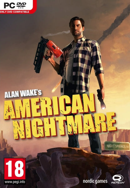 Alan Wake - American Nightmare - Oynasana