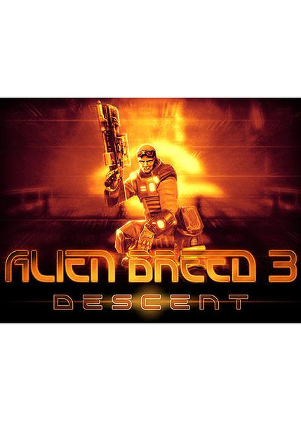 Alien Breed 3: Descent - Oynasana