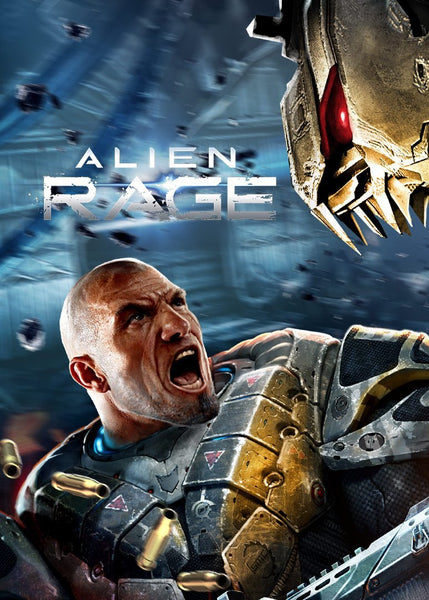 Alien Rage - Unlimited - Oynasana