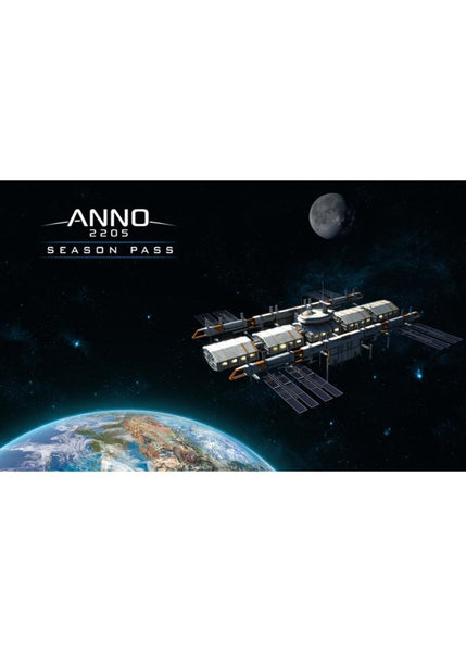 Anno 2205 Season Pass - Oynasana
