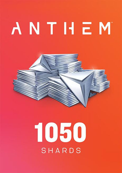 Anthem 1050 Shards Pack - Oynasana