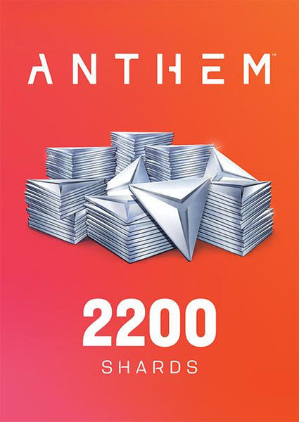 Anthem 2200 Shards Pack - Oynasana