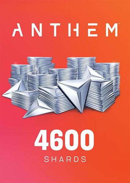 Anthem 4600 Shards Pack - Oynasana