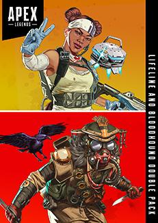 APEX LEGENDS - BLOODHOUND AND LIFELINE PAKETİ - Oynasana