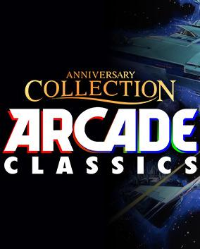 Arcade Classics Anniversary Collection - Oynasana