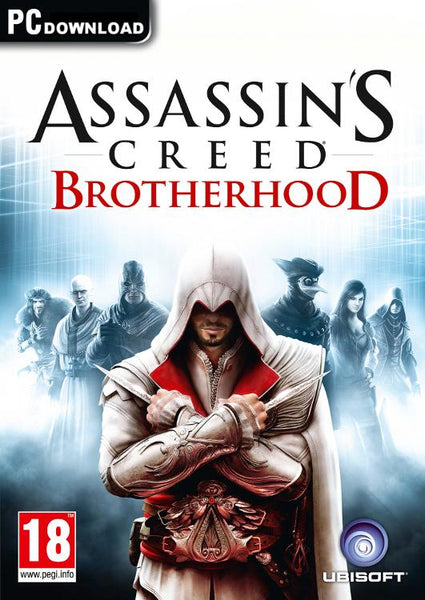 Assassin's Creed: Brotherhood - Oynasana