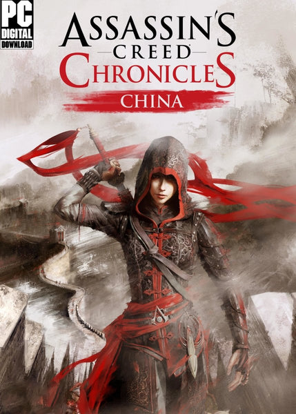 Assassin's Creed Chronicles: China - Oynasana