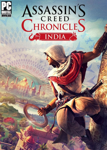 Assassin's Creed Chronicles: India - Oynasana