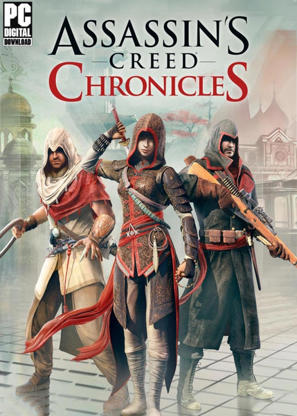Assassin's Creed Chronicles - Trilogy - Oynasana