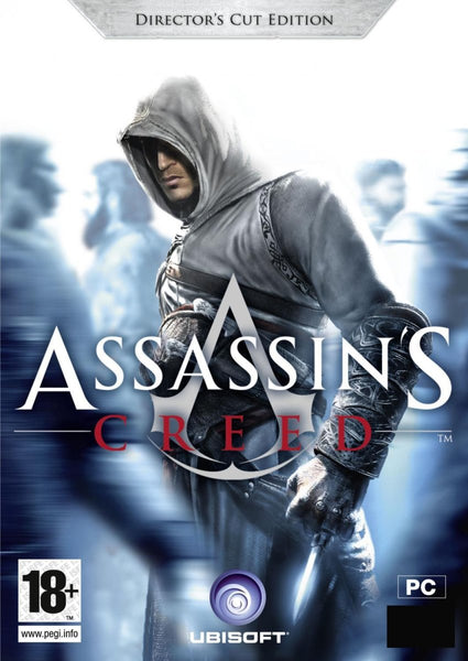 Assassin's Creed - Director's Cut - Oynasana