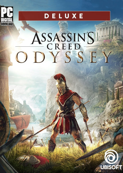 Assassin's Creed Odyssey - Deluxe Edition - Oynasana