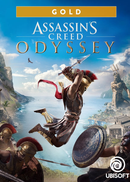 Assassin's Creed Odyssey - Gold Edition - Oynasana