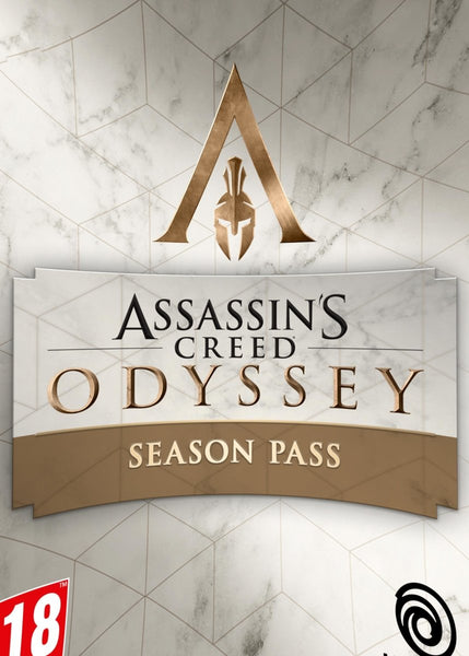 Assassin's Creed Odyssey - Season Pass - Oynasana