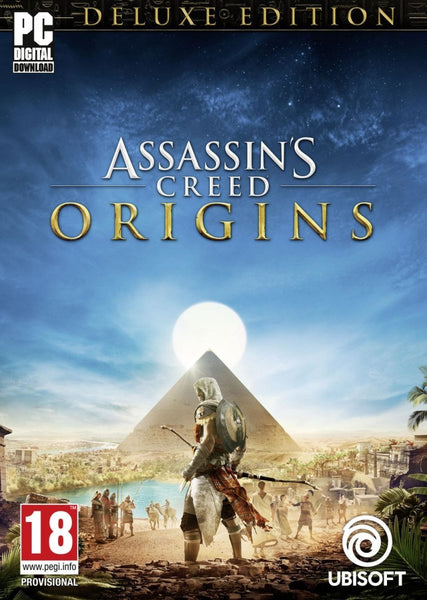 Assassin's Creed Origins - Deluxe Edition - Oynasana