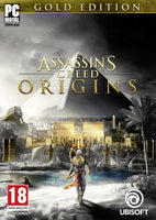 Assassin's Creed Origins - Gold Edition - Oynasana