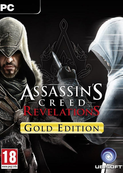 Assassins Creed Revelations Gold Edition - Oynasana