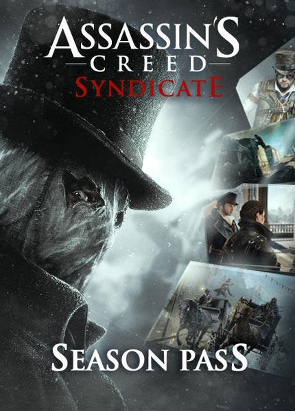 Assassin's Creed Syndicate - Season Pass - Oynasana