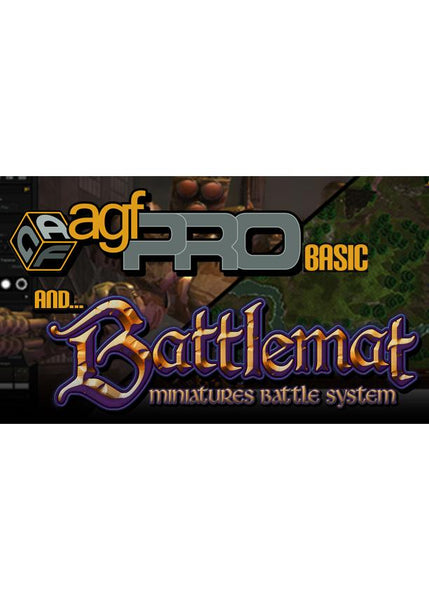 Axis Game Factory's AGFPRO + BattleMat Multiplayer DLC - Oynasana