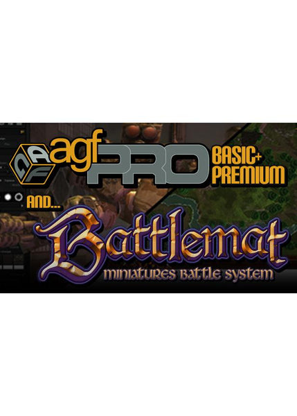 Axis Game Factory's AGFPRO + Premium + BattleMat Multiplayer - Oynasana
