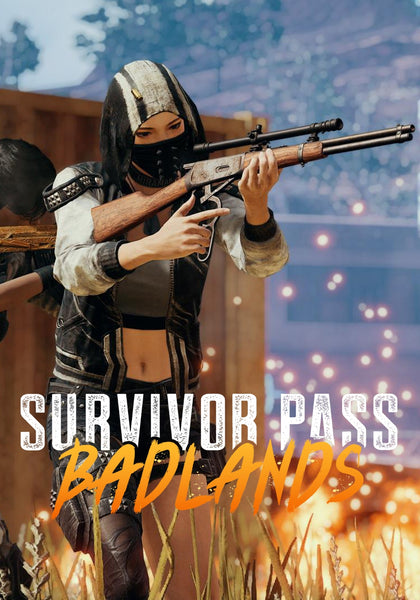 Survivor Pass: Badlands