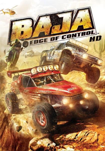 BAJA: Edge of Control HD - Oynasana