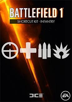 Battlefield 1: Shortcut Kit - Infantry Bundle - Oynasana