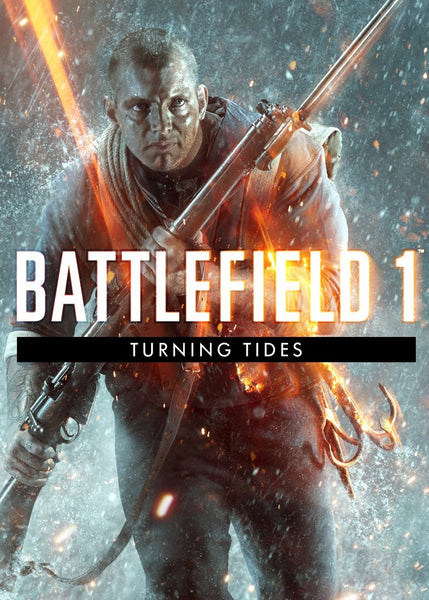 Battlefield 1 Turning Tides - Oynasana