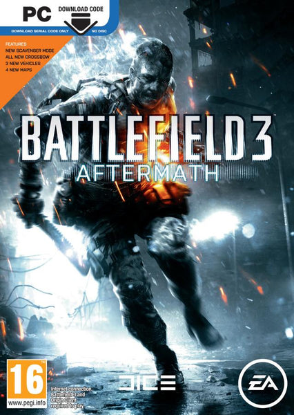 Battlefield 3: Aftermath - Oynasana