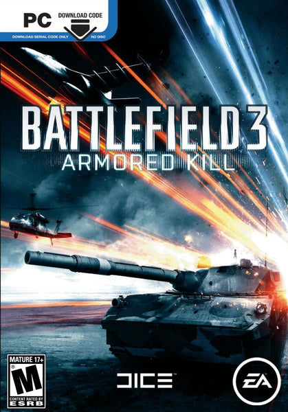 Battlefield 3: Armored Kill - Oynasana