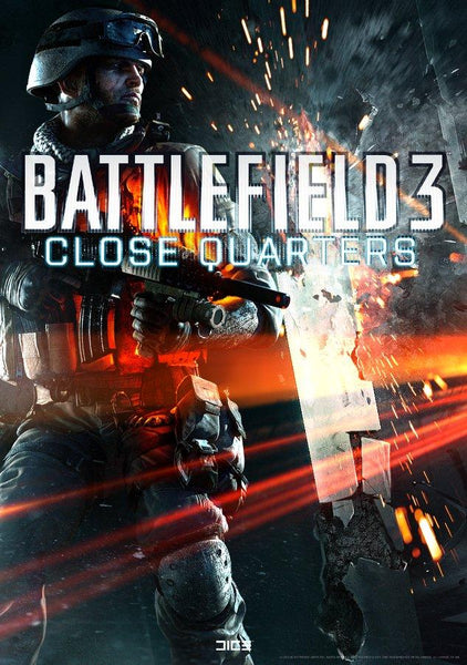 Battlefield 3: Close Quarters - Oynasana