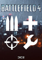 Battlefield 4: Soldier Shortcut Bundle - Oynasana