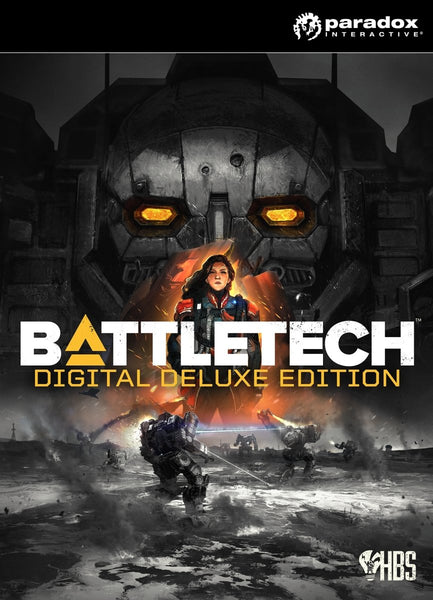 Battletech - Digital Deluxe Edition - Oynasana