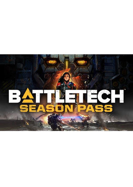 BATTLETECH - Season Pass - Oynasana