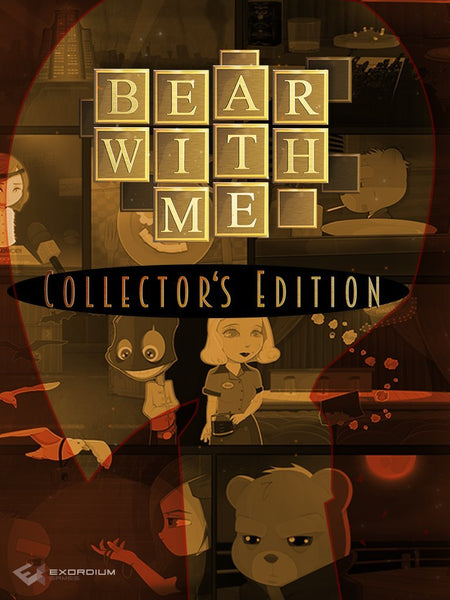 Bear With Me - Collector's Edition - Oynasana