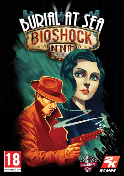 BioShock Infinite: Burial at Sea Episode 1 DLC - Oynasana