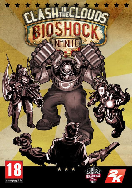BioShock Infinite: Clash in the Clouds - Oynasana