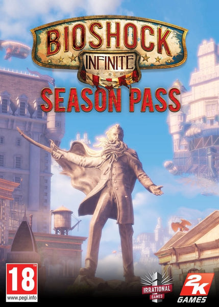 BioShock Infinite Season Pass - Oynasana