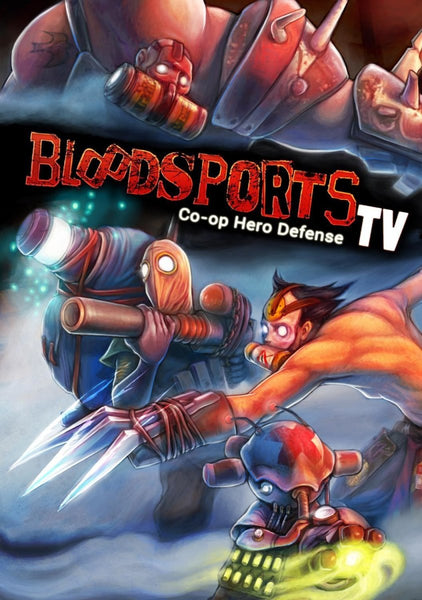 Bloodsports.TV 5 Pack - Oynasana