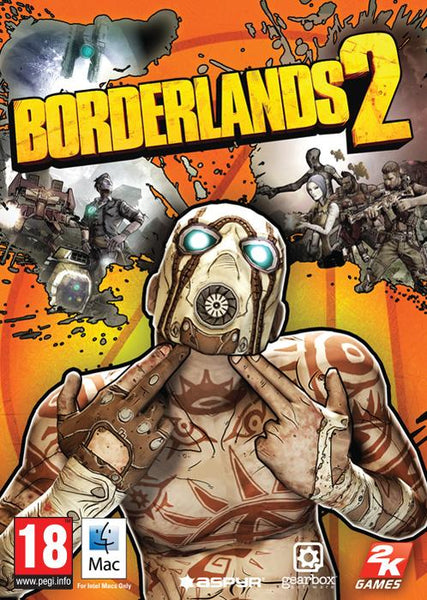 Borderlands 2 (MAC) - Oynasana