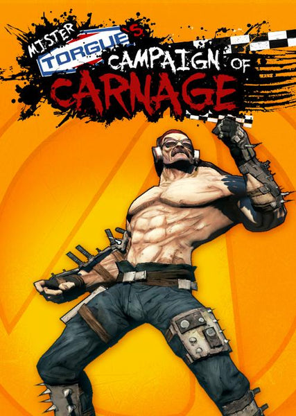 Borderlands 2: Mr Torgue's Campaign of Carnage (MAC) - Oynasana