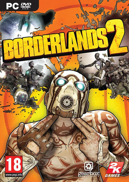 Borderlands 2 - Oynasana