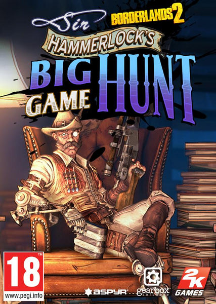 Borderlands 2: Sir Hammerlock's Big Game Hunt (MAC) - Oynasana