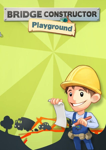 Bridge Constructor Playground - Oynasana