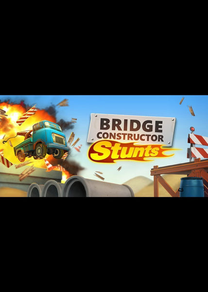 Bridge Constructor Stunts - Oynasana