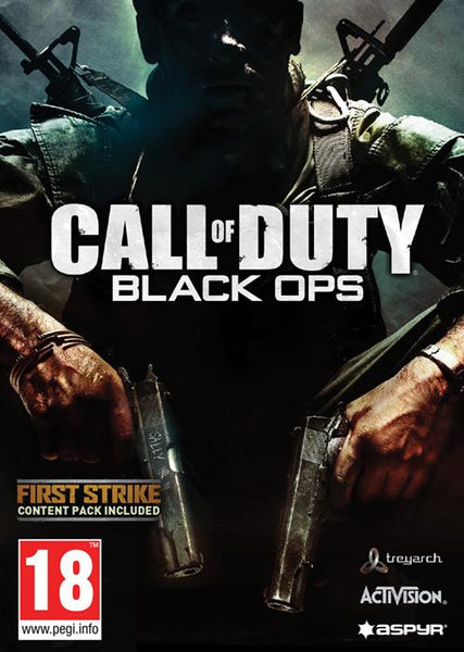 Call of Duty: Black Ops (MAC) - Oynasana